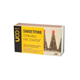 UCO SweetFire Strikeable Fire Starter Gul