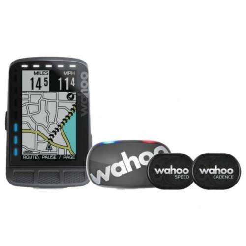 Wahoo Fitness Elemnt Roam Bundle...