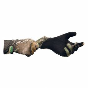 Primos Stretch-fit Gloves W/Sure-Grip And Extended Cuff Grønn