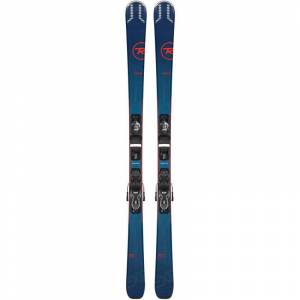 Rossignol Men's All Mountain Skis Experience 74/Xpres 10 B83 Sort