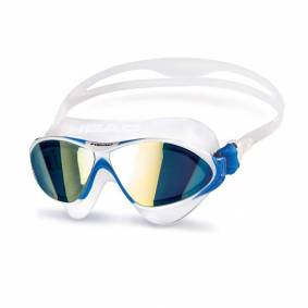 HEAD Horizon Mirrored Goggle/Mask Hvit