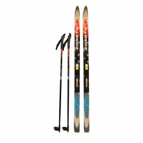 Edsbyn Snow Cross Country Set with SNS Kids Sort