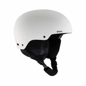 Anon Kids' Rime 3 Helmet Hvit