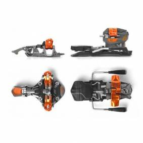 G3 ION 10 Binding W/Brakes With 2016 Boot Grå