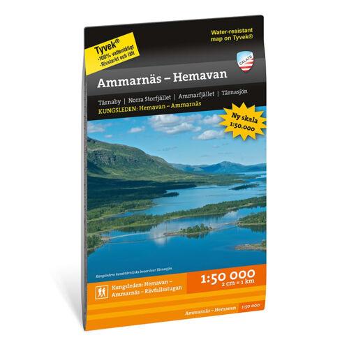 Calazo forlag Ammarnäs - Hemavan...