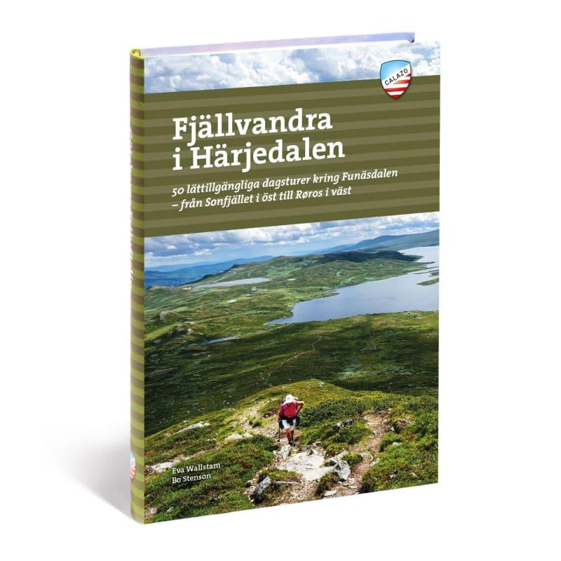 Calazo forlag Fjällvandra i Härjedalen Grønn