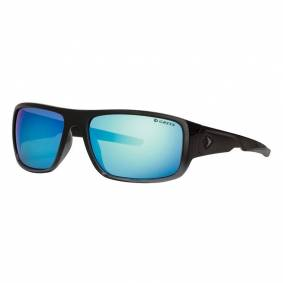 Greys G3 solbrille, gloss black fade/blue mirror