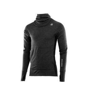 Aclima WarmWool Hood Sweater (M) hettegenser - Str. M