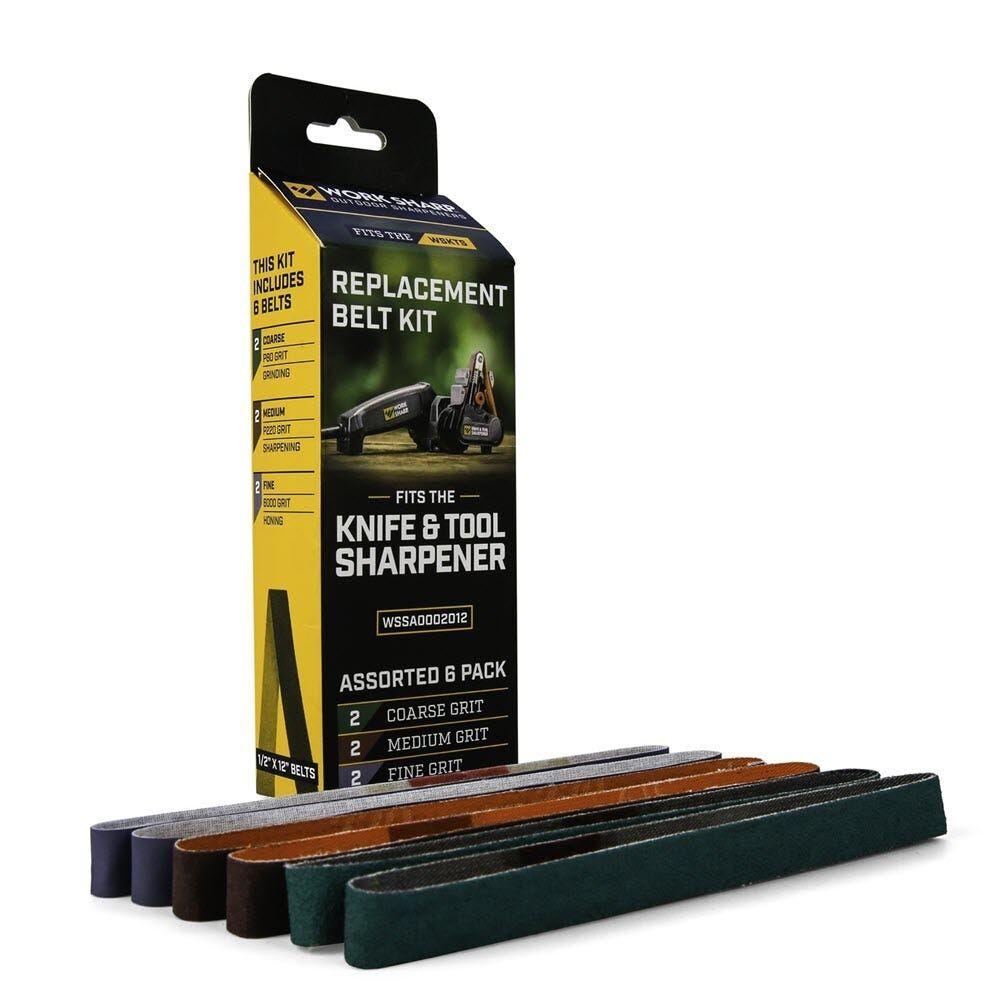 WorkSharp Work Sharp Slipebåndsett til Original Knife Tool Sharpener