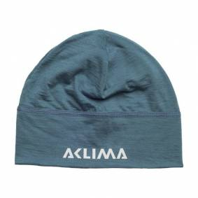 Aclima LightWool Beanie, lue - Tapestry