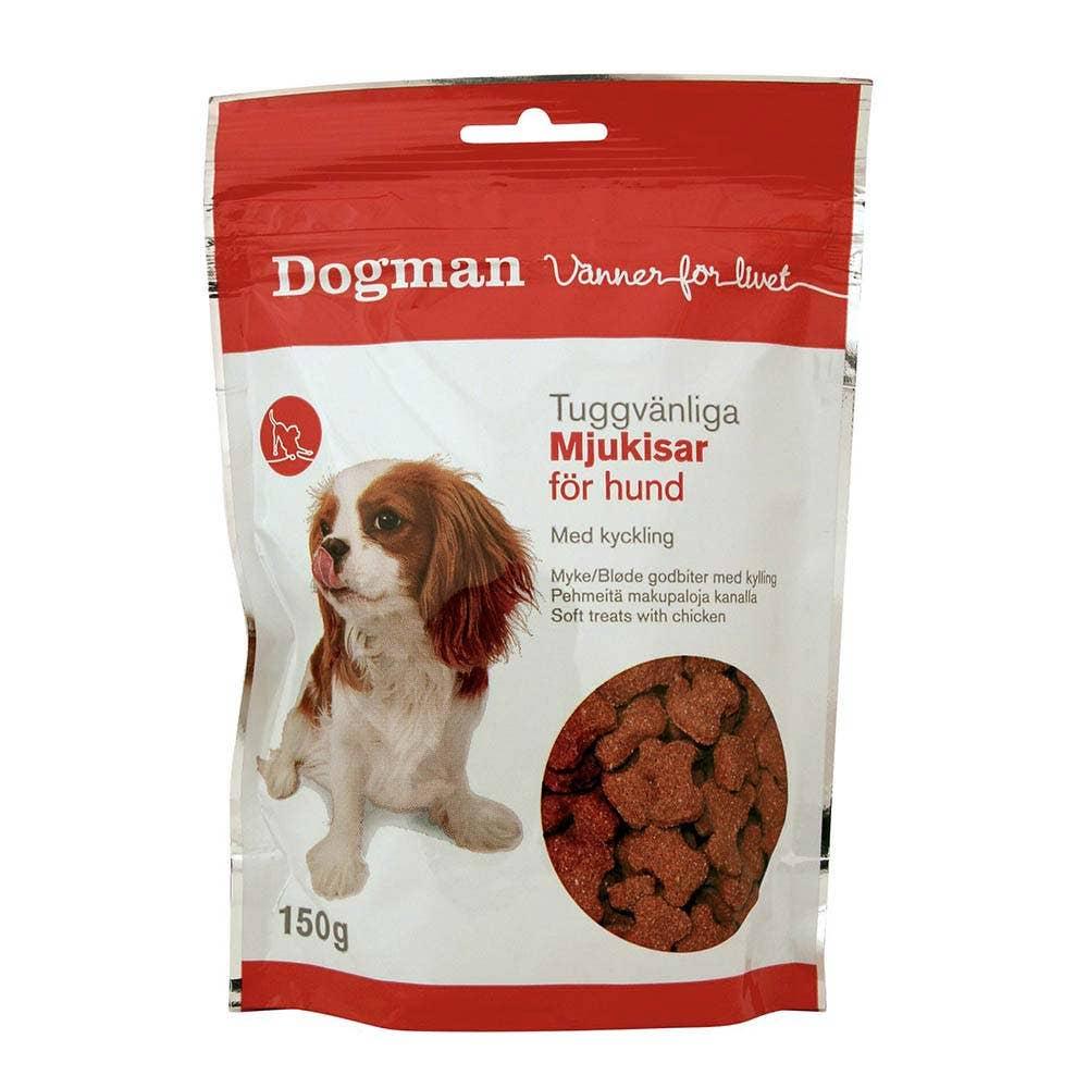 Dogman Godbiter i pose - 150 gram