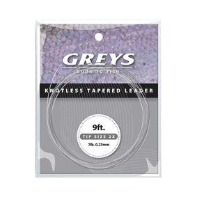 Greys Leader Tapert fortom 9`
