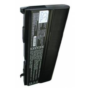 Toshiba Batteri (6600 mAh) passende til Toshiba Satellite M70-267