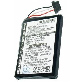 Medion Batteri (1250 mAh, Sort) passende til Medion MD95351