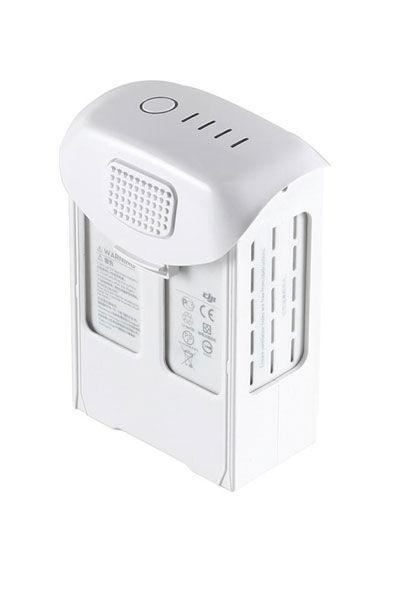 DJI Batteri (5870 mAh, Hvit, Originalt) passende til DJI Phantom 4 Plus