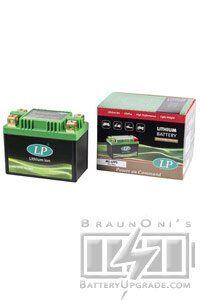Puch Landport Batteri (1600 mAh, Originalt) passende til Puch Lido Vario CB 50