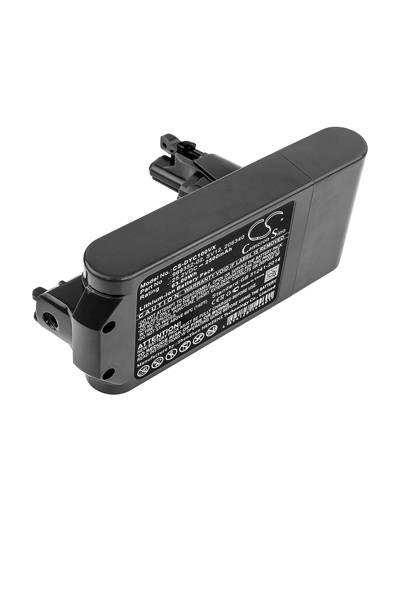 Dyson Batteri (2500 mAh, Grå) passende til Dyson SV12 Absolute