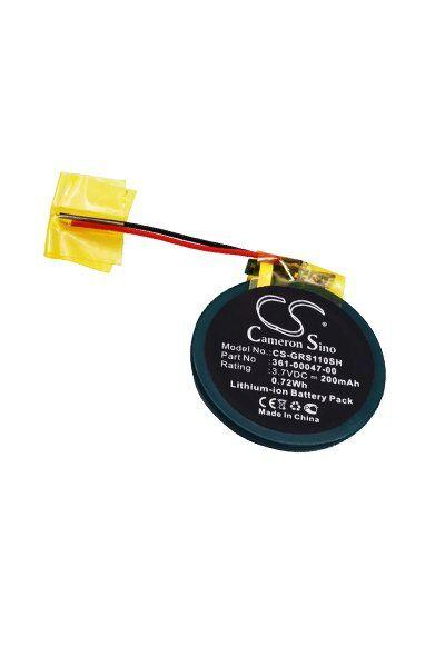 Garmin Batteri (200 mAh) passende til Garmin Forerunner 210