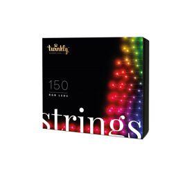 Christmas Lights Twinkly LED-julelys til innendørs eller utendørs bruk (150 lyspærer)