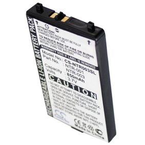 Nintendo Batteri (850 mAh, Sort) passende til Nintendo DS
