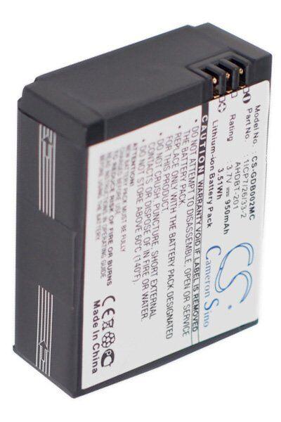 GoPro Batteri (950 mAh) passende til GoPro Hero 3+