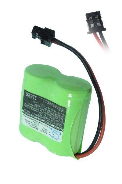 Memorex Batteri (300 mAh) passende til Memorex MPH-6250BAT