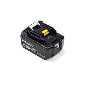 Makita Batteri (3000 mAh, Sort, Originalt) passende til Makita MUS154DZ