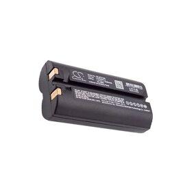 ONeil Batteri (3400 mAh, Sort) passende til ONeil Microflash 4T Printer