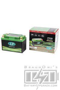Honda Landport Batteri (4000 mAh, Originalt) passende til Honda VT 750 Shadow Spirit (RC53)