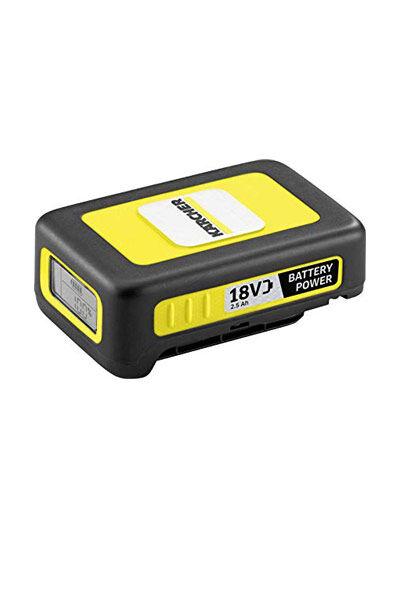 Kärcher Batteri (2500 mAh, Originalt) passende for Kärcher WRE 4