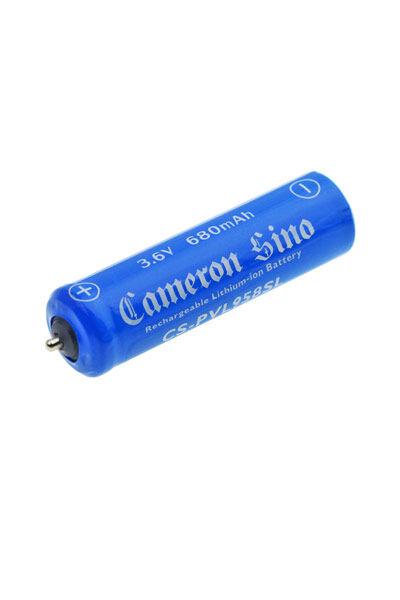 Panasonic Batteri (680 mAh, Blå) passende til Panasonic ERCA35