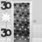 Party Hengende dekorasjon, 30th Birthday-lang (332-DECO393)