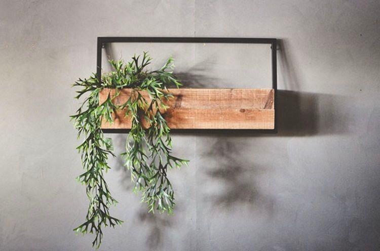 Trend Design Plantekasse/hylle for vegg, 63cm (298-242911)