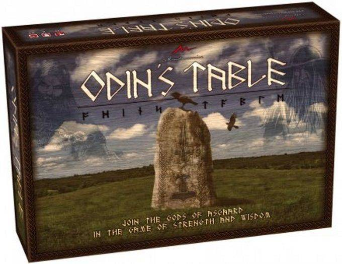 Tactic Brettspill - Odin's Table (386-02779)