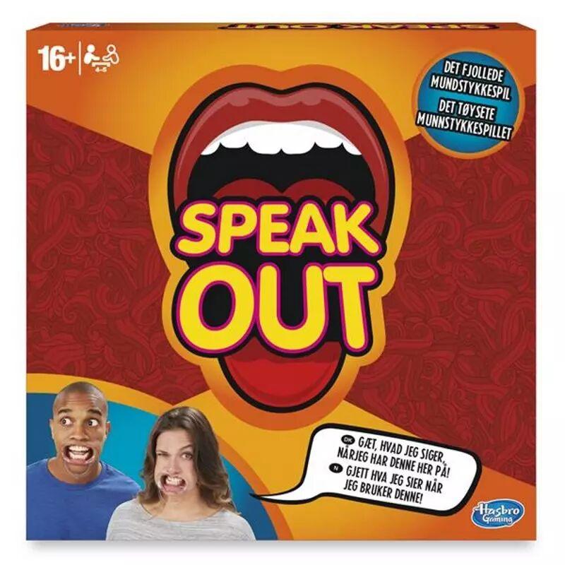 Hasbro Speak Out! Norsk utgave (351-5852051)