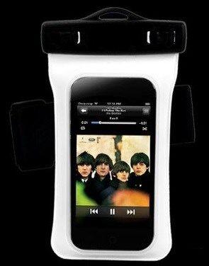 Apple Waterman Cover - iPhone 5 (hvit)