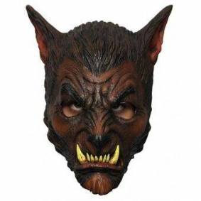 Hovedmaske Lord Wolf unisex