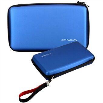 Nintendo Oppbevaringsveske - Wii U Gamepad (blå)
