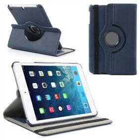 Apple Tekstilrotasjonsveske - iPad Mini (Blå)