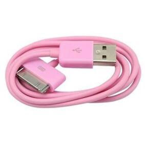 Apple 2 Meter iPod/iPhone Kabel (Pink)