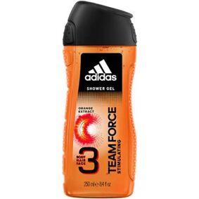 Adidas Dusjgelé for Hår og Ansikt og Kropp - 250 ml - Team Force