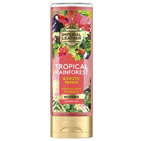 Imperial Leather - Tropical Rainforest & Sweet Papaya - Shower Gel - 500 ml