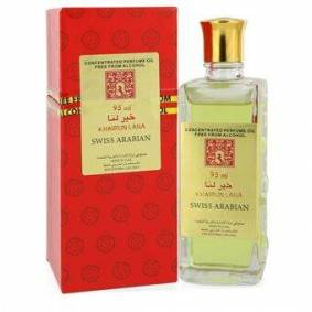Khairun Lana by Swiss Arabian - Concentrated Perfume Oil Free From Alcohol (Unisex) 95 ml - for kvinner