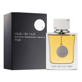 Club De Nuit by Armaf - Eau De Toilette Spray - 105 ml - For Menn