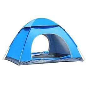 Pop-up Telt vannavstøtende 190 X 130 cm - Blå