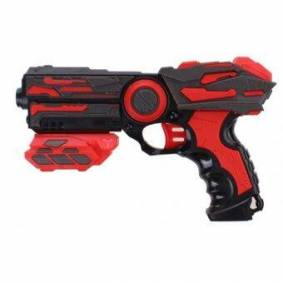 Shotgun Pro Shooter II skum 23 cm svart / rød
