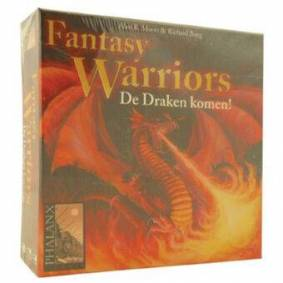 Kortspillutvidelse Fantasy Warriors 56 stk