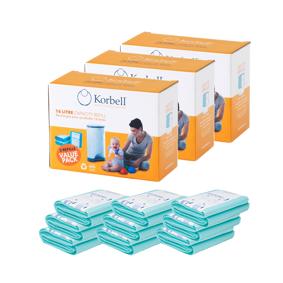 Korbell Original Refill, 9 Pack