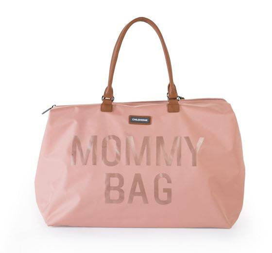 Childhome Mommy bag, Rosa