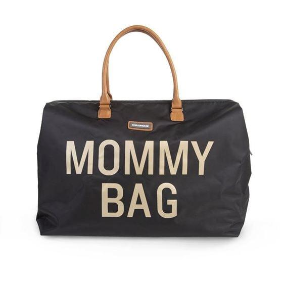 Childhome Mommy Bag, Sort/Gull